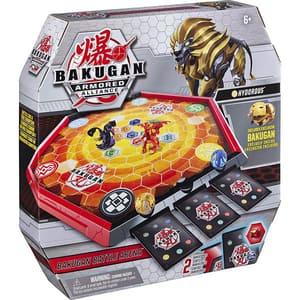 Set arena de lupta BAKUGAN Armored Alliance cu figurina Hydorus 6056040, 6 ani+, multicolor
