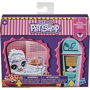 Set 2 figurine LITTLEST PETSHOP Salonul de frumusete E7430, 4 ani+, multicolor