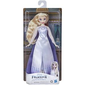 Papusa FROZEN Queen Elsa F1411, 3 ani+, alb-mov