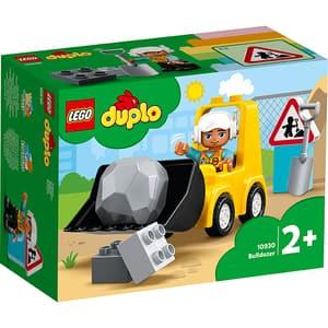 LEGO Duplo: Buldozer 10930, 2 ani+, 10 piese