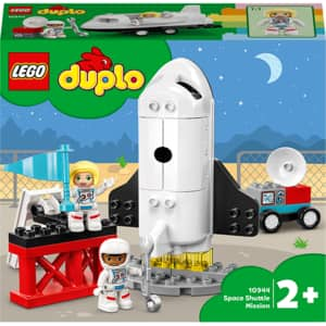 LEGO Duplo: Space Shuttle Mission 10944, 2 ani+, 23 piese