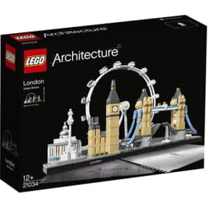 LEGO Architecture: Londra 21034, 12 ani+, 468 piese