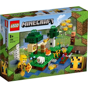 LEGO Minecraft: Ferma albinelor 21165, 8 ani+, 238 piese