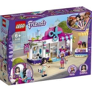 LEGO Friends: Salonul de coafura din orasul Heartlake 41391, 6 ani+, 235 piese