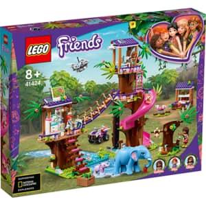 LEGO Friends: Baza de salvare din jungla 41424, 8 ani+, 648 piese