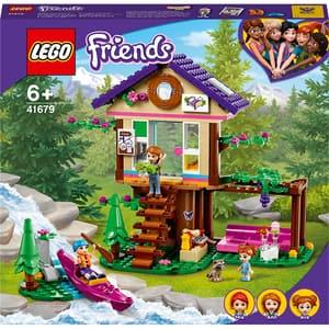 LEGO Friends: Casa din padure 41679, 6 ani+, 326 piese