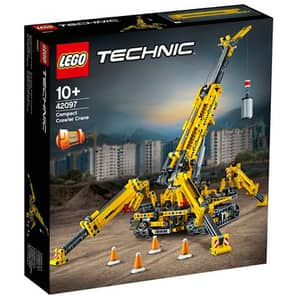 LEGO Technic: Tractor compact pe senile 42097, 10 ani+, 920 piese