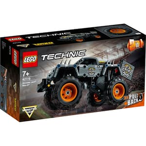 LEGO Technic: Monster Jam Max-D 42119, 7 ani+, 230 piese