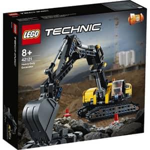 LEGO Technic: Excavator de mare putere 42121, 8 ani+, 569 piese
