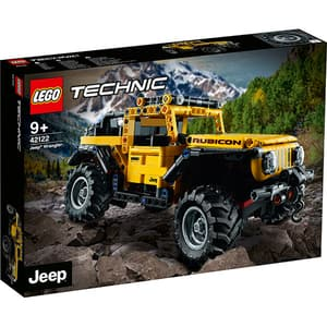 LEGO Technic: Jeep Wrangler 42122, 9 ani+, 665 piese