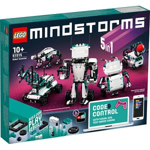 LEGO Mindstorms: Robot Inventor 51515, 8 ani+, 949 piese