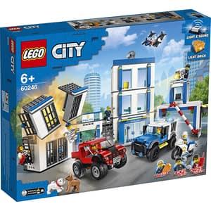 LEGO City: Police - Sectie de politie 60246, 6 ani+, 743 piese