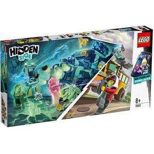 LEGO Hidden Side: Autobuz paranormal Intercept 3000 70423, 8 ani+, 689 piese