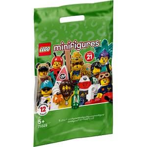 LEGO Minifigures: Minifigurine Seria 21 71029, 5 ani+, 8 piese