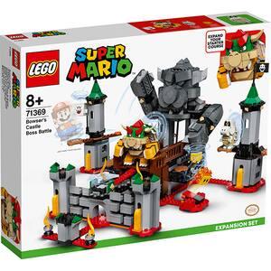LEGO Mario: Set de extindere Castelul lui Bowser 71369, 8 ani+, 1010 piese