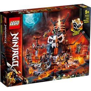 LEGO Ninjago: Temnitele vrajitorului Craniu 71722, 9 ani+, 1171 piese