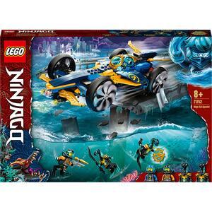 LEGO Ninjago: Sub Speeder Ninja 71752, 8 ani+, 356 piese