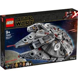 LEGO Star Wars: Millennium Falcon 75257, 9 ani+, 1351 piese