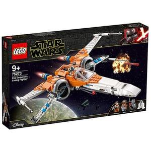 LEGO Star Wars: X-wing Fighter al lui Poe Dameron 75273, 9 ani+, 761 piese