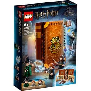 LEGO Harry Potter: Lectia de transfigurare 76382, 8 ani+, 241 piese