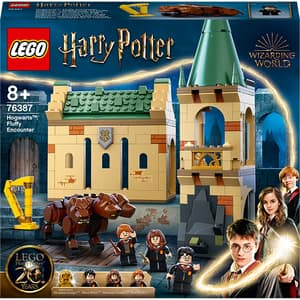 LEGO Harry Potter: Intalnirea cu Fluffy 76387, 8 ani+, 397 piese