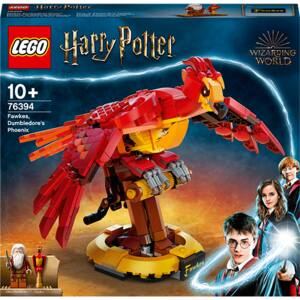 LEGO Harry Potter: Phoenix-ul lui Dumbledore 76394, 10 ani+, 597 piese
