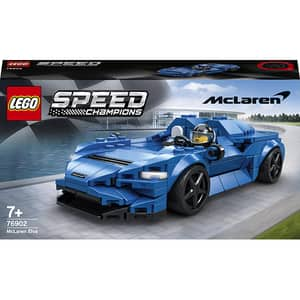LEGO Speed Champions: McLaren Elva 76902, 7 ani+, 263 piese