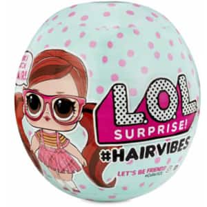 Papusa LOL Surprise! Hairvibes 564744E7C, 6 ani+, multicolor
