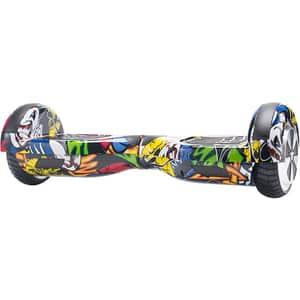 Hoverboard MYRIA Sky Rider MY7037BG, 6.5 inch, graffiti