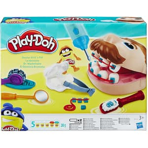 Set PLAY DOH Drill&Fill B5520, 3 ani+, multicolor