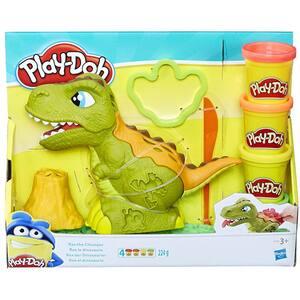 Set PLAY DOH Uneltele lui Dino E1952, 3 ani+, multicolor