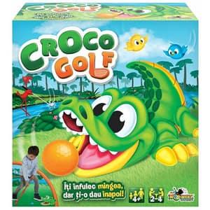 Joc interactiv NORIEL Croco Golf INT1837, 4 ani+, 2 - 4 jucatori
