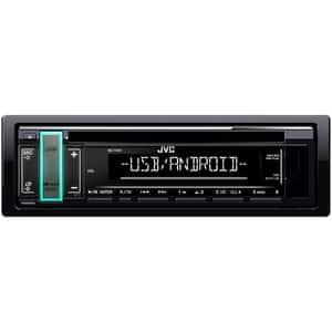 CD player auto JVC KD-T401, 4 x 50W, CD, USB