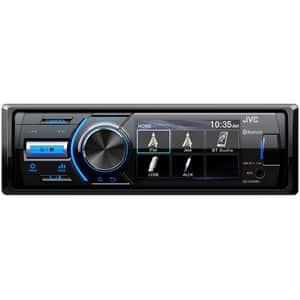 "Media receiver JVC KD-X560BT, 4x45W, USB, AUX, 3"", Camera marsalier inclusa"