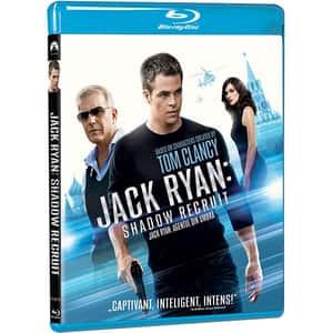 Jack Ryan: Agentul din umbra Blu-ray