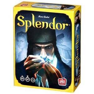 Joc de societate ASMODEE Splendor SCSPL01ML10, 10 ani+, 2-4 jucatori
