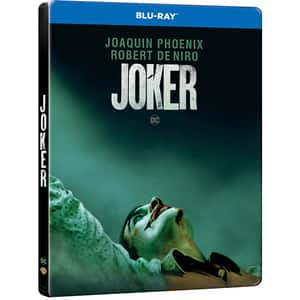 Joker Steelbook Blu-ray