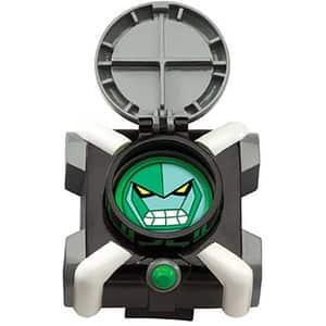 Jucarie interactiva BEN 10 Ceas Omnitrix cu lansator de discuri 76921, 4 ani+, verde-negru