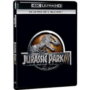 Jurassic Park III 4K UHD