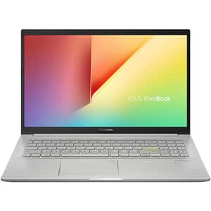 "Laptop ASUS VivoBook 15 K513EA-BN2249, Intel Core i7-1165G7 pana la 4.7GHz, 15.6"" Full HD, 8GB, SSD 512GB, Intel Iris Xe, Free Dos, Hearty Gold"