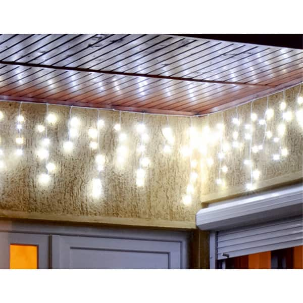 Perdea de lumini HOME KAF 400L 20M, 400 led-uri