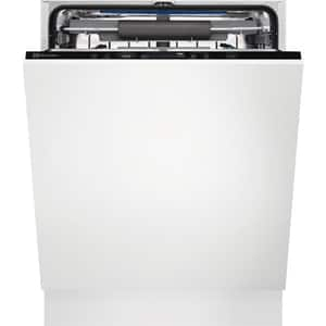 Masina de spalat vase incorporabila ELECTROLUX KESC9200L, 15 seturi, 8 programe, 60 cm, Clasa A++, negru