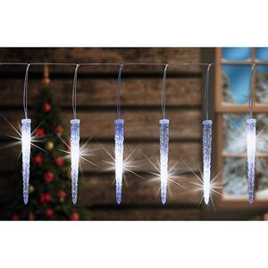 Ghirlanda luminoasa LED HOME KJL35, sloi de gheata, 270 led-uri
