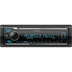 Player auto KENWOOD KMM-125, 4 x 50W, USB