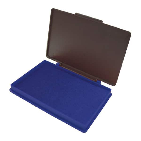 Tusiera KORES, plastic, 7 x 11 cm, albastru