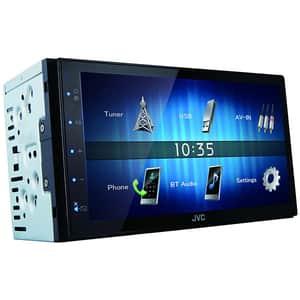 Media receiver auto JVC KW-M24BT, BT, USB