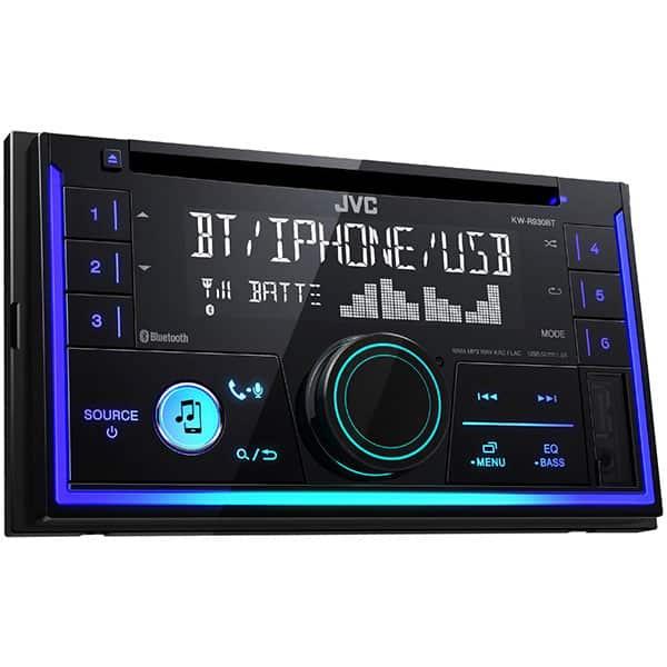 Media receiver auto JVC KW-R930BT, BT, USB, CD