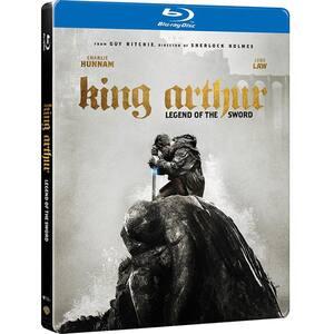 King Arthur: Legenda sabiei Blu-ray 3D Steelbook