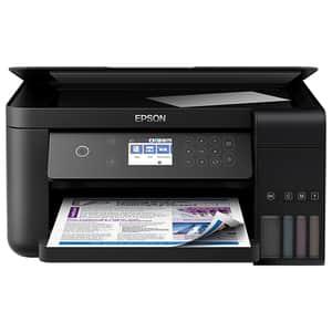Multifunctional inkjet color EPSON EcoTank ITS L6160 CISS, A4, USB, Wi-Fi