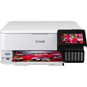 Multifunctional inkjet color EPSON EcoTank L8160 CISS, A4, USB, Wi-Fi, Retea
